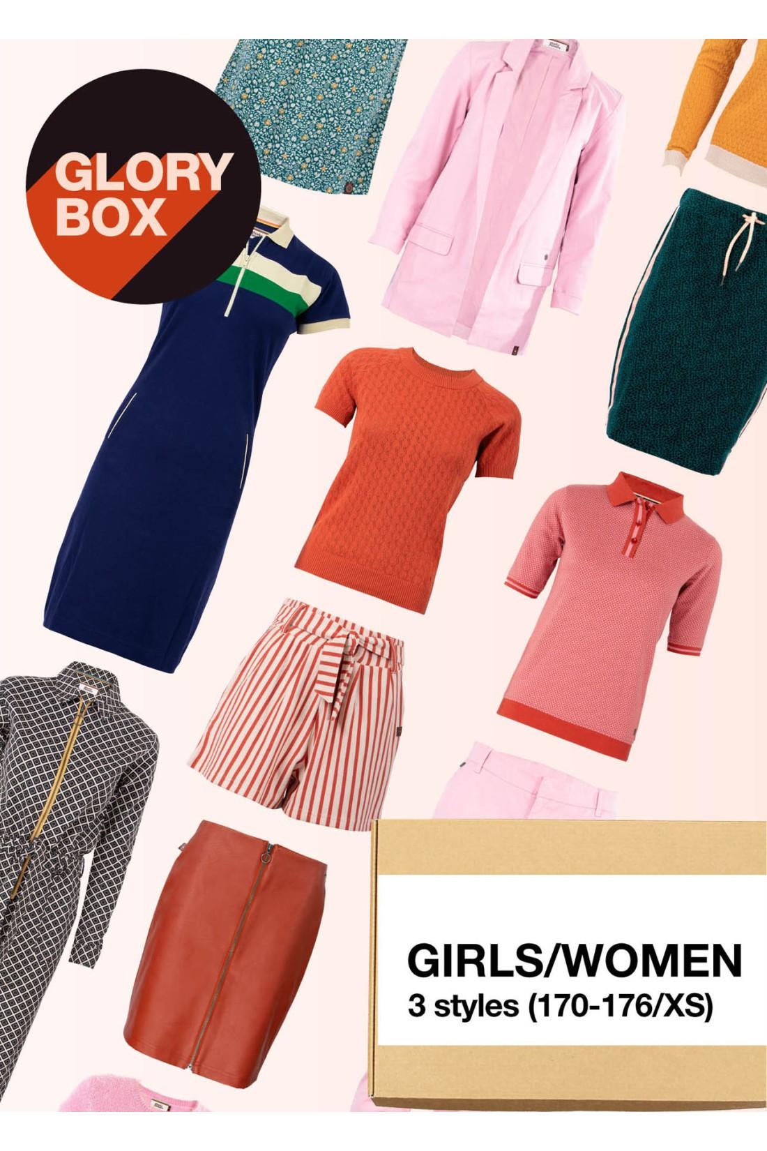 Surprise Box Women - GLORY BOX - 3 Styles XS - 170/176