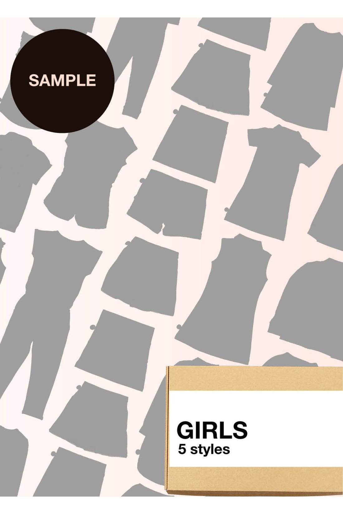 Sample Surprise Box Girls - 5 Styles