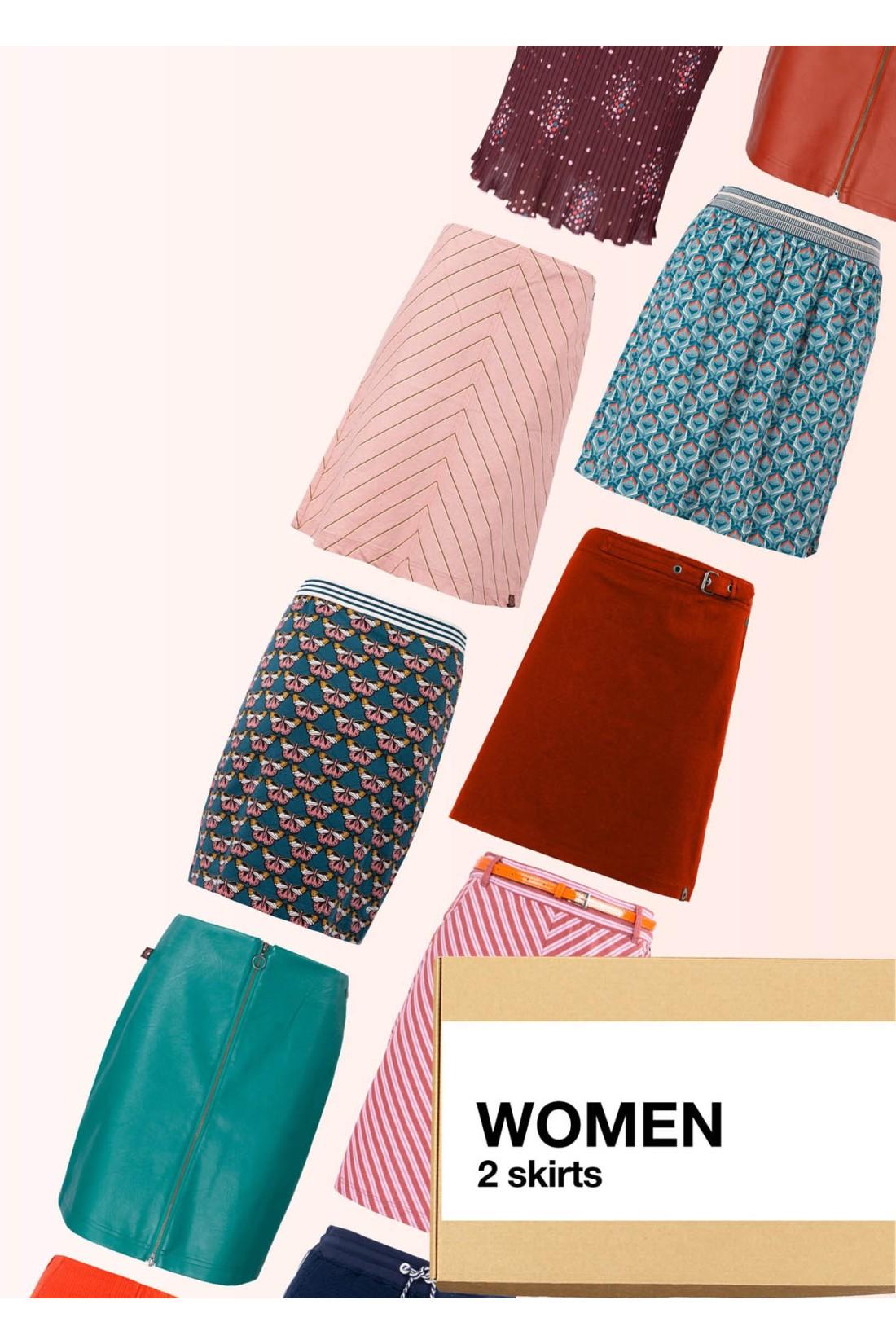 Surprise Box Women - 2 Skirts