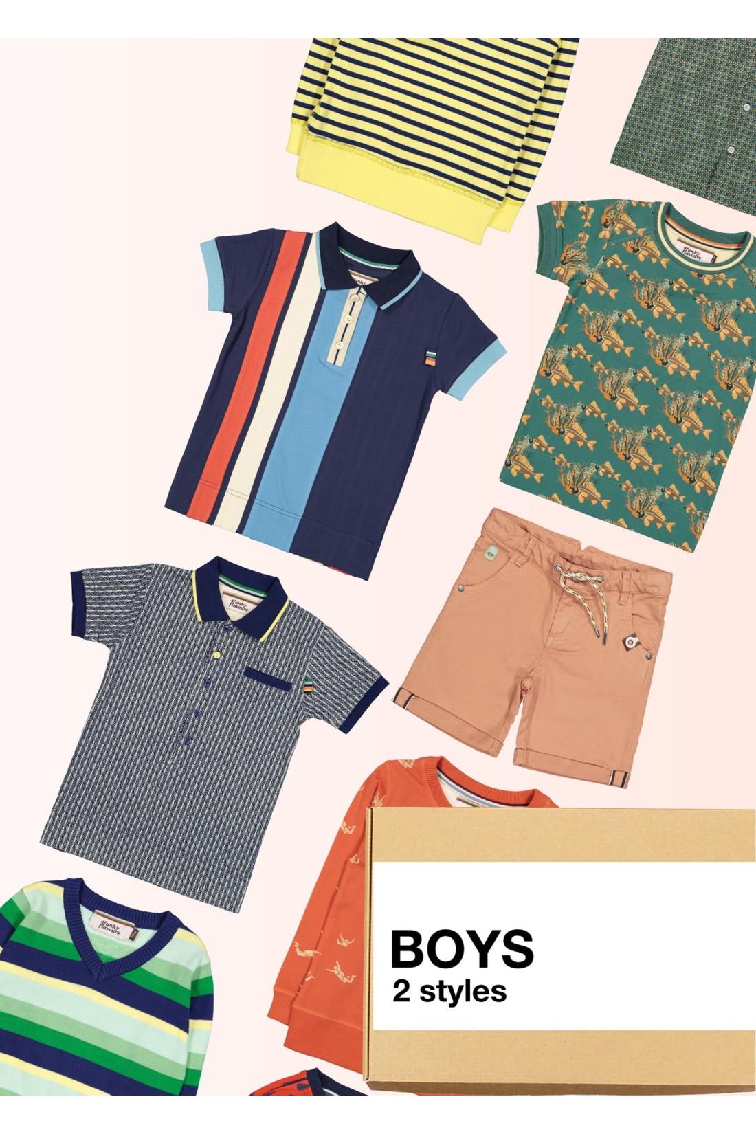 Surprise Box Boy - 2 Styles