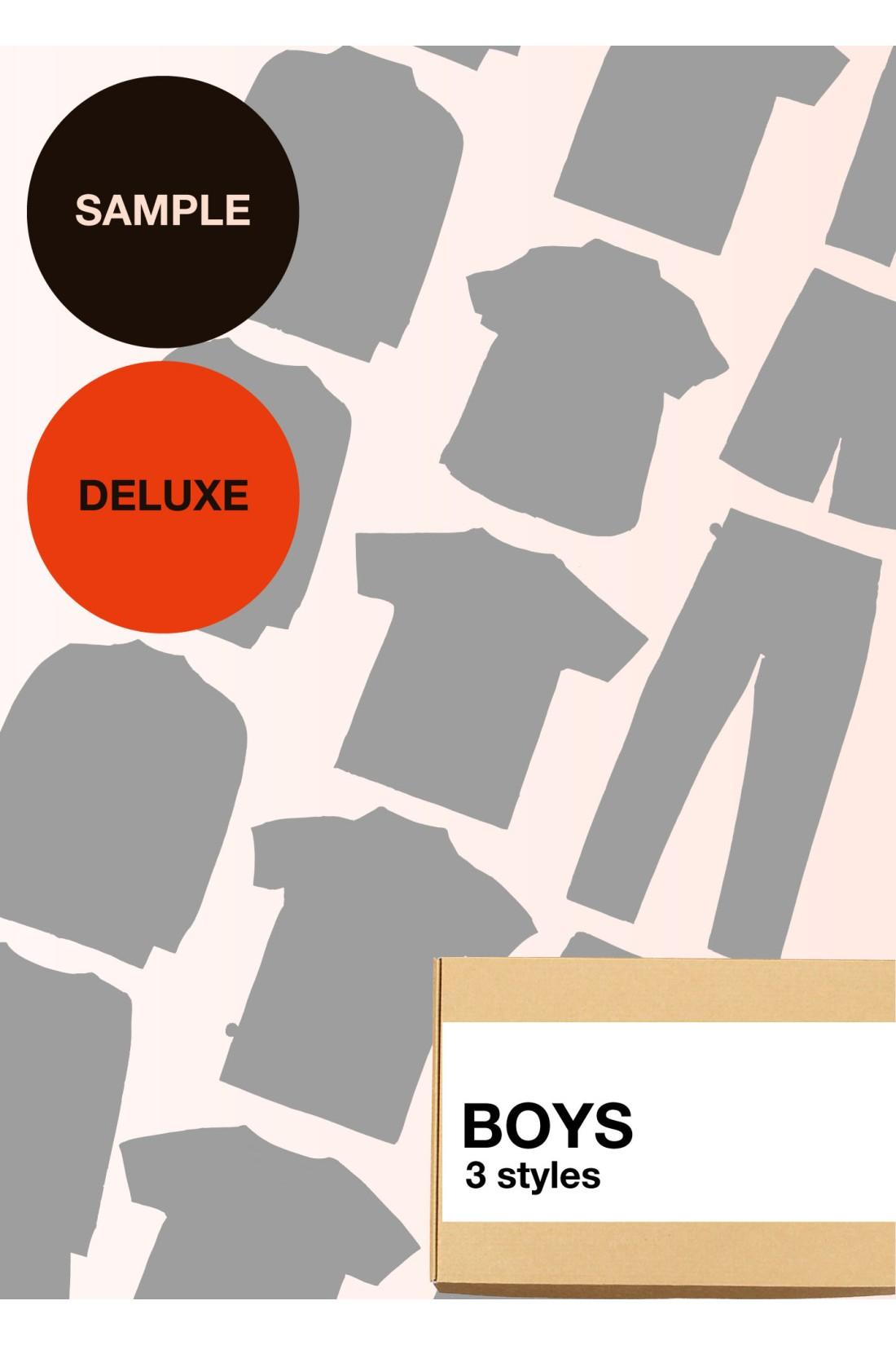 Sample Surprise Box Boys Deluxe - 3 Styles