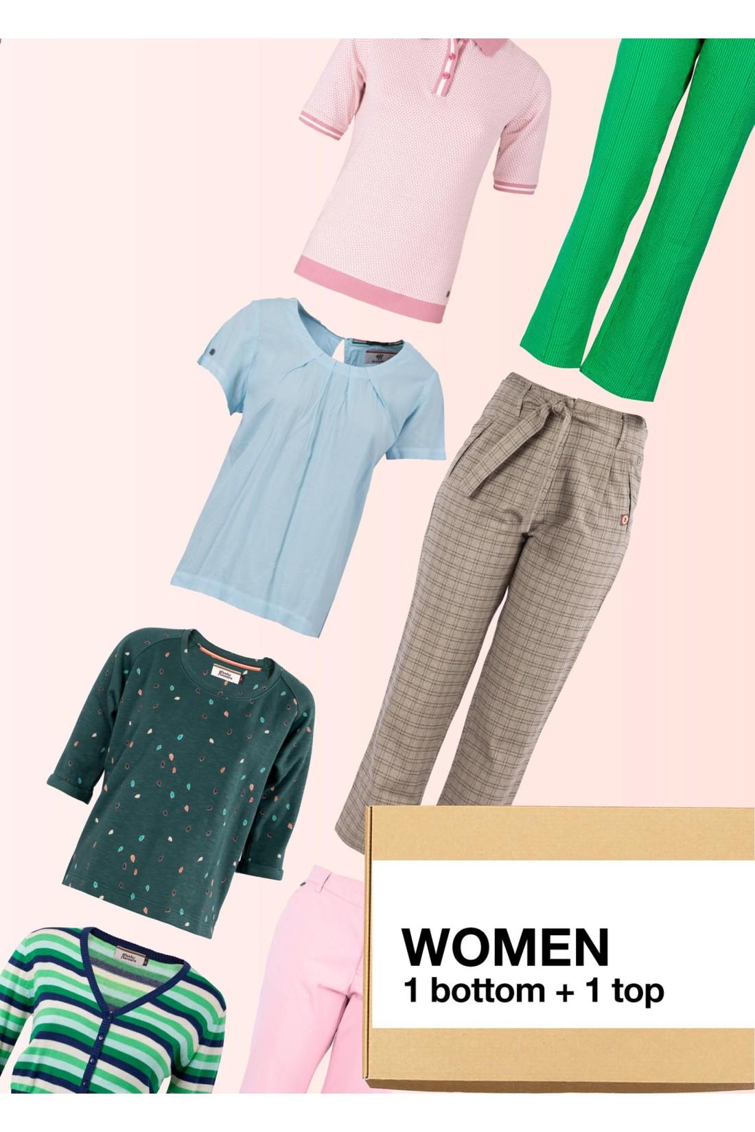 Surprise Box Women - Trouser Or Skirt + Top
