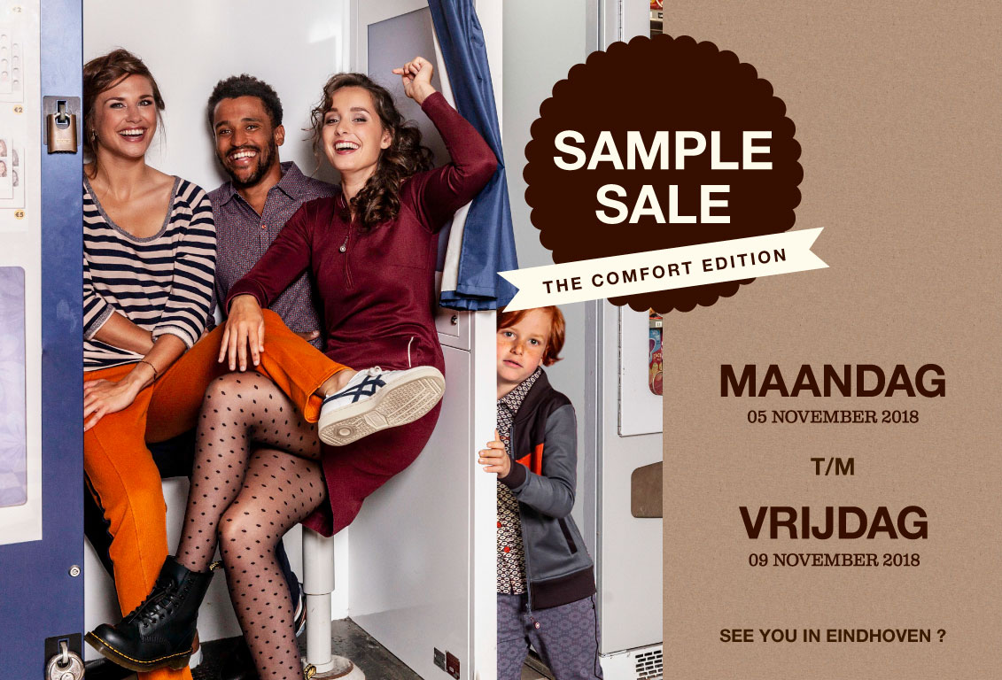 4funkyflavours Sample Sale – The Comfort Edition