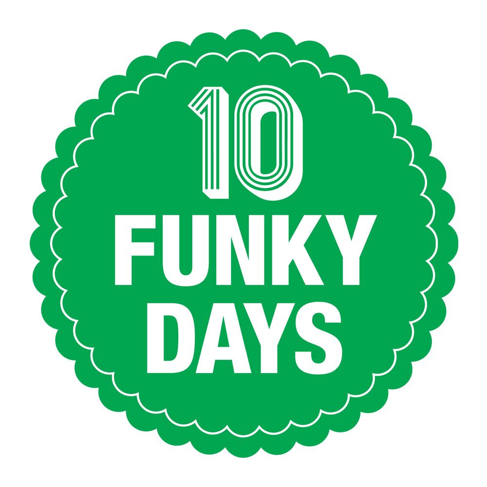10 Funky Days