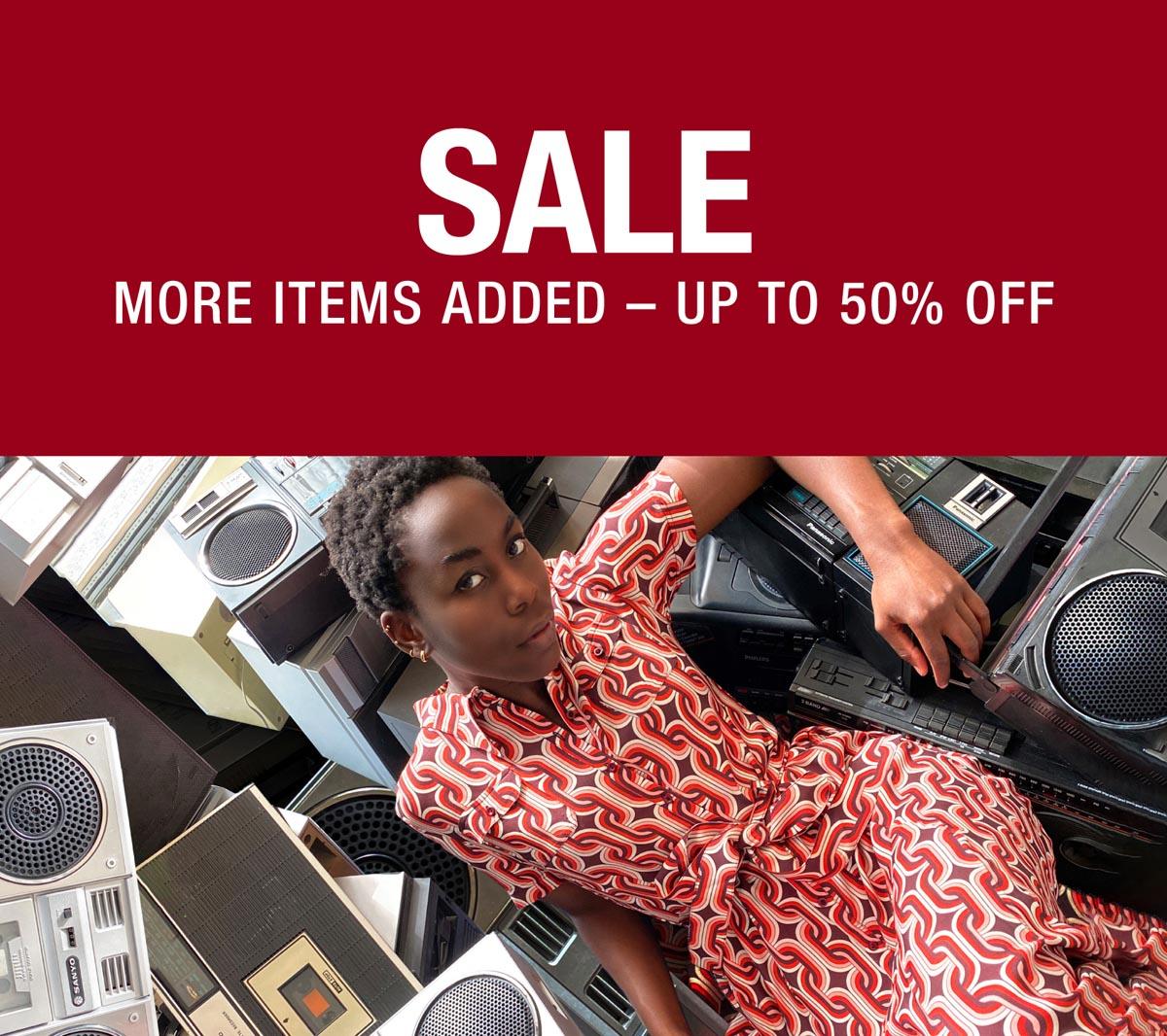 Shop SS21 Sale