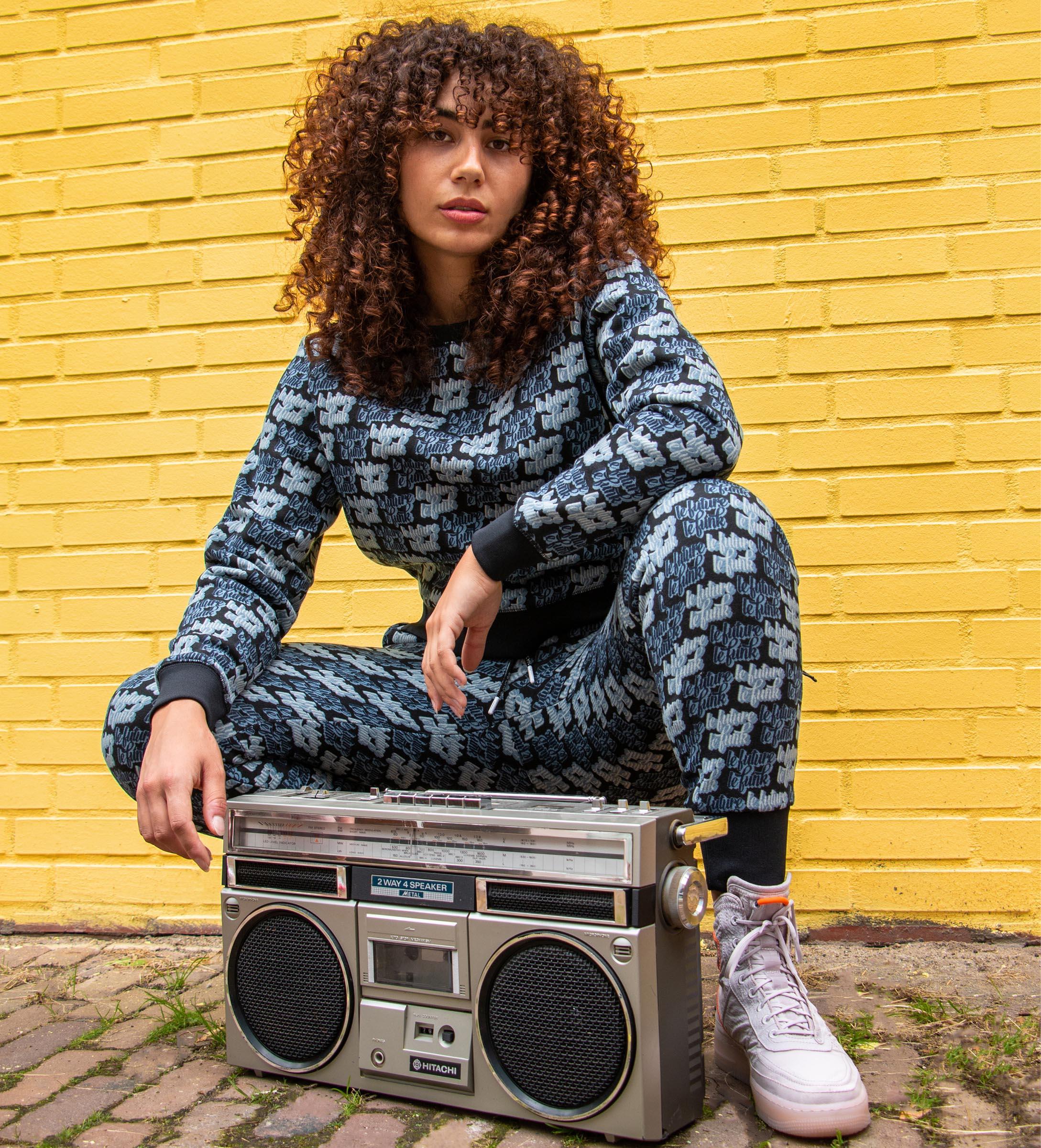 Capsule collection – Le Future Le Funk (streetwear)