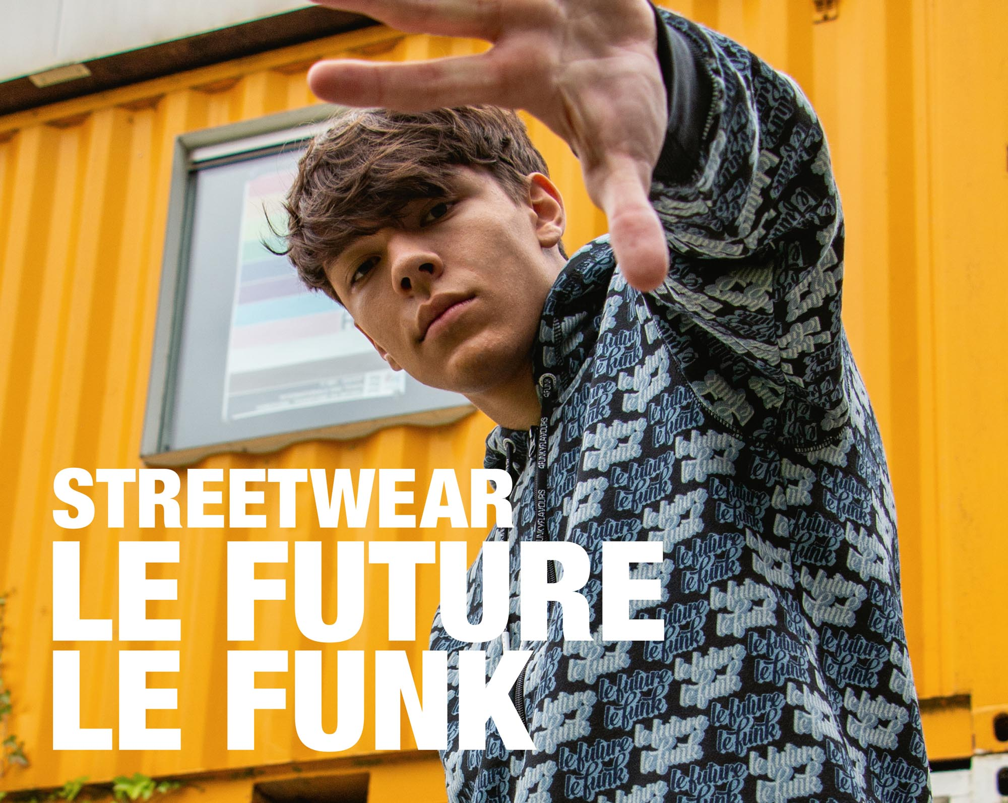 Le Future Le Funk (streetwear) capsule collection