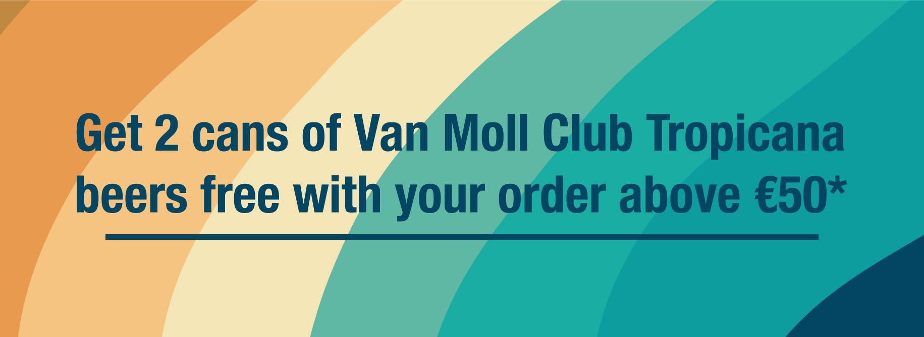 Van Moll x 4funkyflavours craft beer gift