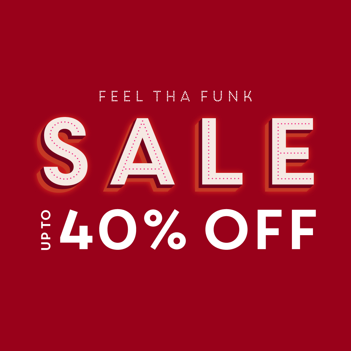 Up to 40% Summer Sale
