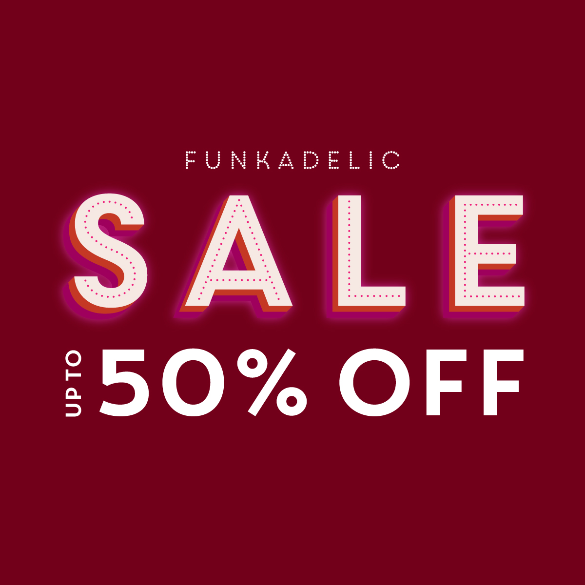 Up to 50% Summer Sale